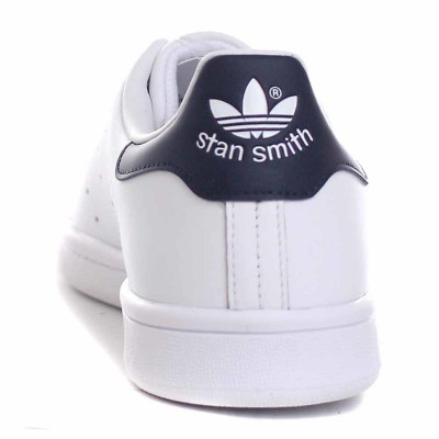 ADIDAS STAN SMITH BIANCA PELLE